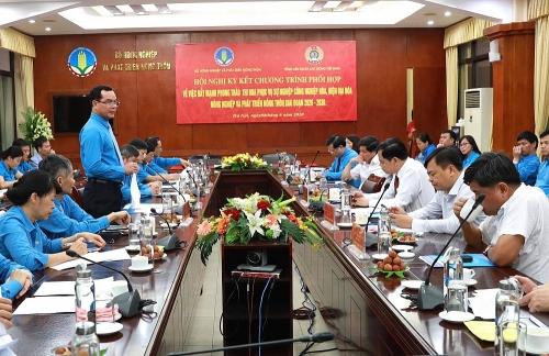 Khẳng định vai trò Công đoàn trong phát triển nông nghiệp, nông thôn