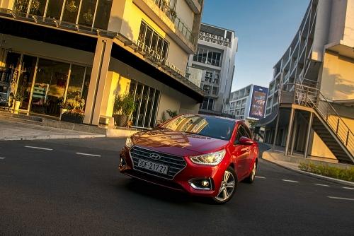 Hyundai Accent và Grand i10 lấy lại vị thế