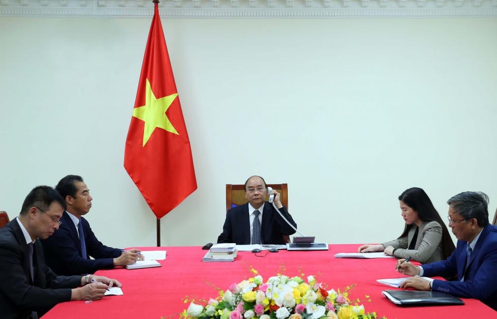 Việt Nam - Pháp bàn về các tiềm năng phát triển quan hệ hợp tác song phương