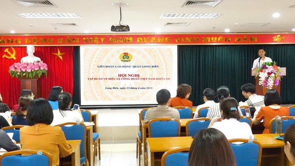 Nâng cao nghiệp vụ và kỹ năng hoạt động cho Chủ tịch Công đoàn cơ sở
