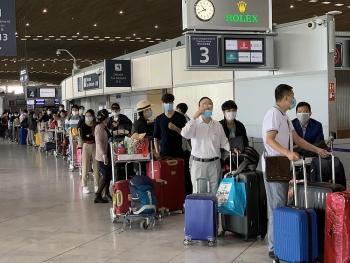 Đưa công dân Việt Nam từ Pháp và các nước lân cận ở khu vực châu Âu về nước