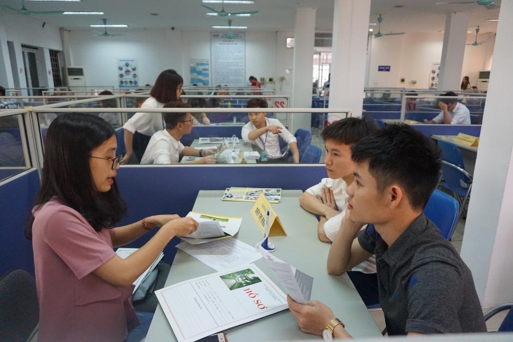 Ngày 4/7, sẽ diễn ra Phiên giao dịch việc làm lưu động huyện Mê Linh