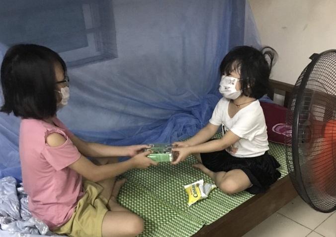 """Quỹ Bảo trợ trẻ em Việt Nam kêu gọi """"Chung tay vì trẻ em bị ảnh hưởng bởi đại dịch Covid-19"""""""