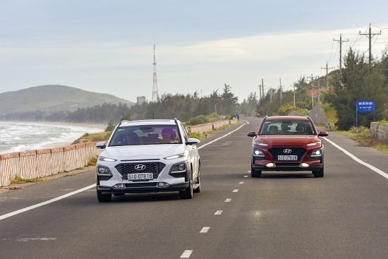 Hyundai KONA và Elantra khuyến mại lên tới 40 triệu đồng