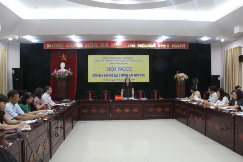 Đẩy mạnh tôn vinh, giới thiệu hàng Việt tới người tiêu dùng