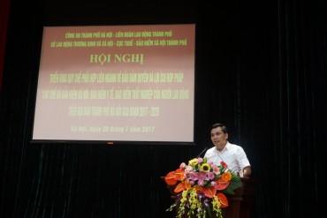 Hà Nội: Liên ngành vào cuộc quyết liệt xử lý nợ bảo hiểm xã hội