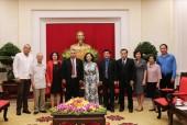 Tiếp tục xây đắp quan hệ hợp tác hữu nghị, đặc biệt Việt Nam-Cuba