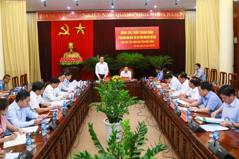 Bắc Ninh: Hơn 90% số xã được công nhận nông thôn mới