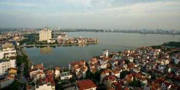 Hà Nội: Nhiều khu vực duy trì chất lượng không khí tốt