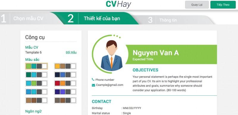3 bước để tạo ấn tượng với nhà tuyển dụng từ CV Hay