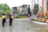Bảo hiểm xã hội TP Hà Nội: Nhiều hoạt động 'Đền ơn đáp nghĩa'