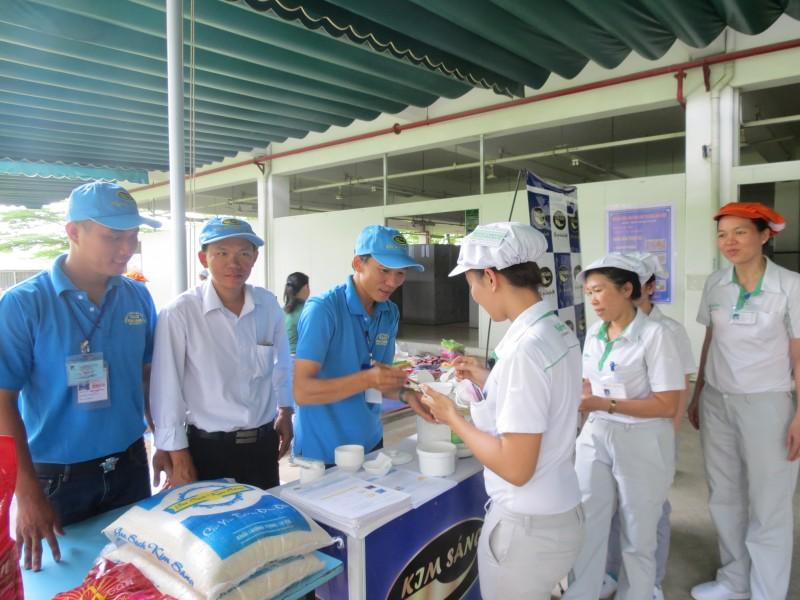 Đa dạng kênh tiếp cận, đưa gạo sạch tới đoàn viên, người lao động cả nước