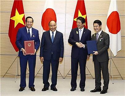 Việt Nam luôn coi Nhật Bản là đối tác tin cậy, quan trọng hàng đầu và lâu dài