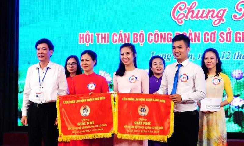 chung khao hoi thi can bo cong doan co so gioi quan long bien nam 2019