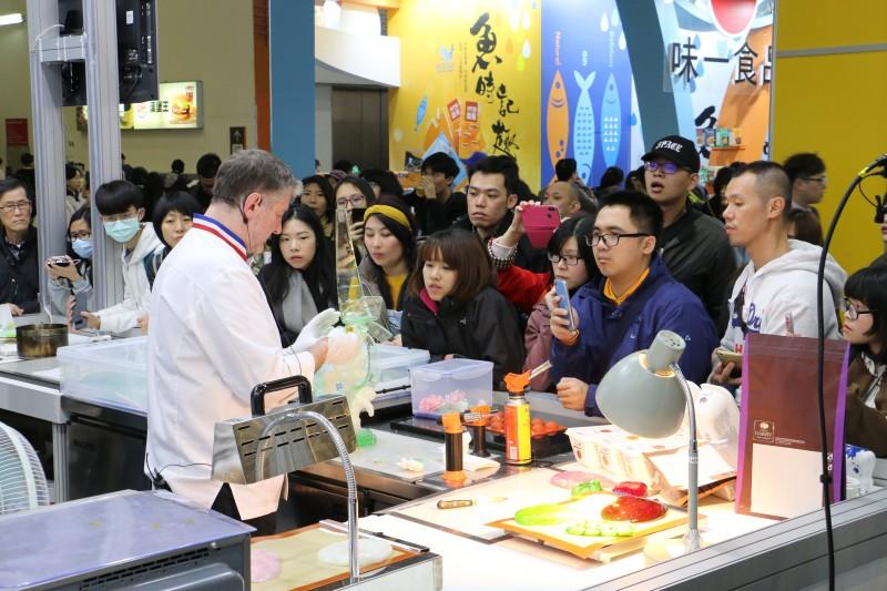 Lần đầu tiên triển lãm quốc tế về thiết bị làm bánh tại Việt Nam