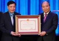 5 nhiệm vụ đặt ra với tổ chức Công đoàn Việt Nam trong tình hình mới