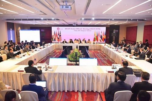 Rà soát công tác chuẩn bị cho Hội nghị Bộ trưởng Ngoại giao ASEAN lần thứ 52