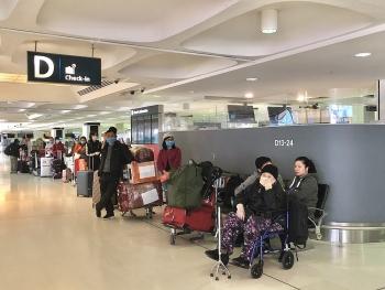 Đưa hơn 350 công dân Việt Nam từ Úc và Niu-Di-Lân về nước an toàn