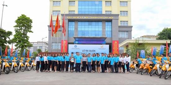 Hà Nội chung tay cùng cả nước thực hiện bảo hiểm xã hội, bảo hiểm y tế toàn dân