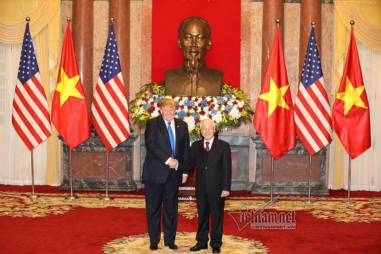 Hoa Kỳ trở thành đối tác hàng đầu của Việt Nam trong nhiều lĩnh vực