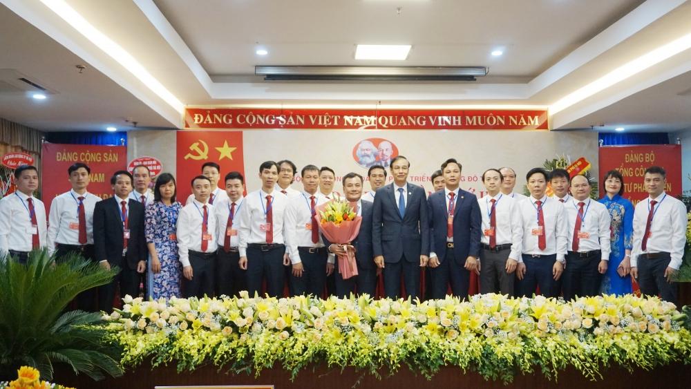 Ông Giang Quốc Trung được bầu giữ chức Bí thư Đảng ủy Tổng Công ty UDIC