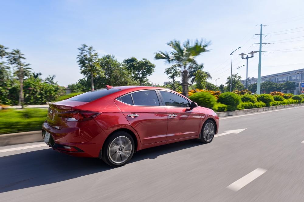 Khám phá những ưu điểm nổi trội của Hyundai Elantra