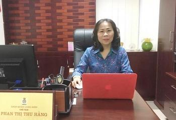 """Chủ tịch Liên đoàn Lao động quận Long Biên được trao tặng """"Giải thưởng Nguyễn Văn Linh"""""""