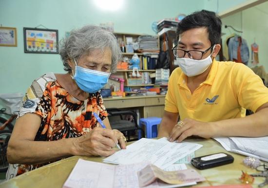 Xây dựng phương án chi trả chế độ bảo hiểm xã hội tại nhà cho người hưởng