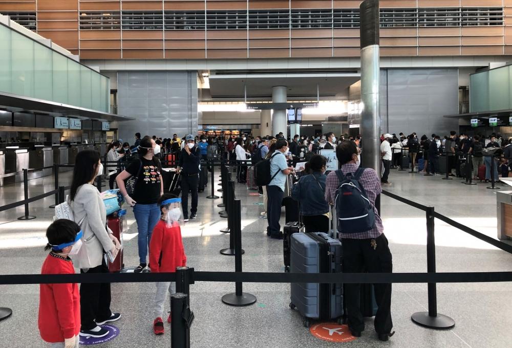 Đưa gần 300 công dân Việt Nam từ Hoa Kỳ và Nhật Bản về nước