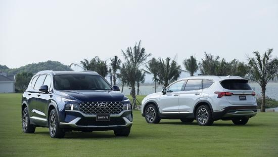 Hơn 34.000 mẫu xe Hyundai đến tay khách hàng trong 6 tháng đầu năm