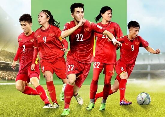 Herbalife Việt Nam trở thành nhà tài trợ chính thức của Đội tuyển Bóng đá Quốc gia Việt Nam