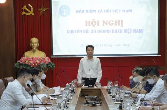 Bảo hiểm xã hội Việt Nam: Nỗ lực triển khai chuyển đổi số, lấy người dân làm trung tâm