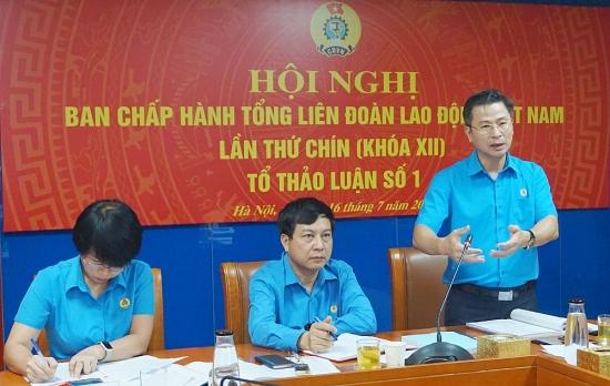 Đề xuất nhiều giải pháp nâng cao chất lượng hoạt động Công đoàn trong tình hình mới