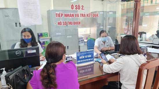 Toàn ngành Bảo hiểm xã hội tập trung hỗ trợ người lao động, doanh nghiệp khó khăn do Covid-19