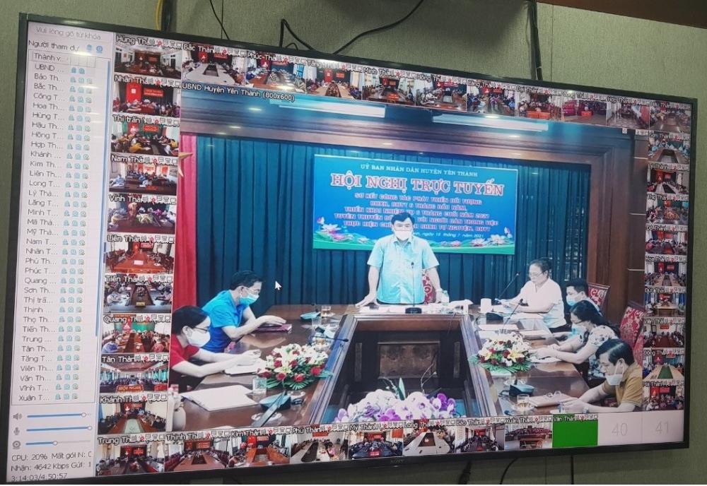 """""""Điểm sáng"""" về truyền thông phát triển bảo hiểm xã hội tự nguyện tại huyện Yên Thành, Nghệ An"""