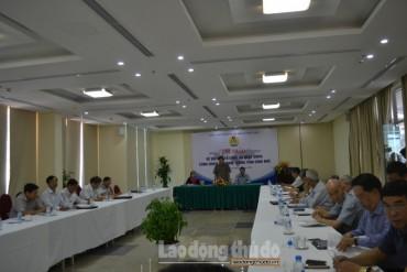 Tổng LĐLĐVN bàn các giải pháp đổi mới hoạt động công đoàn