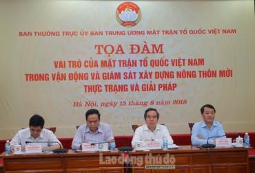 Cả nước có 3.420 xã được công nhận đạt chuẩn nông thôn mới