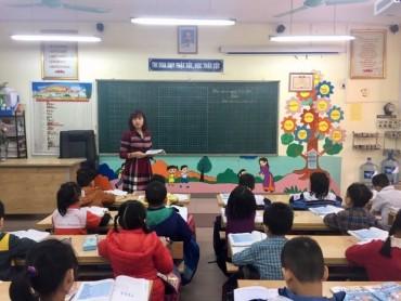 Nâng cao chất lượng đội ngũ giáo viên và cán bộ quản lý giáo dục