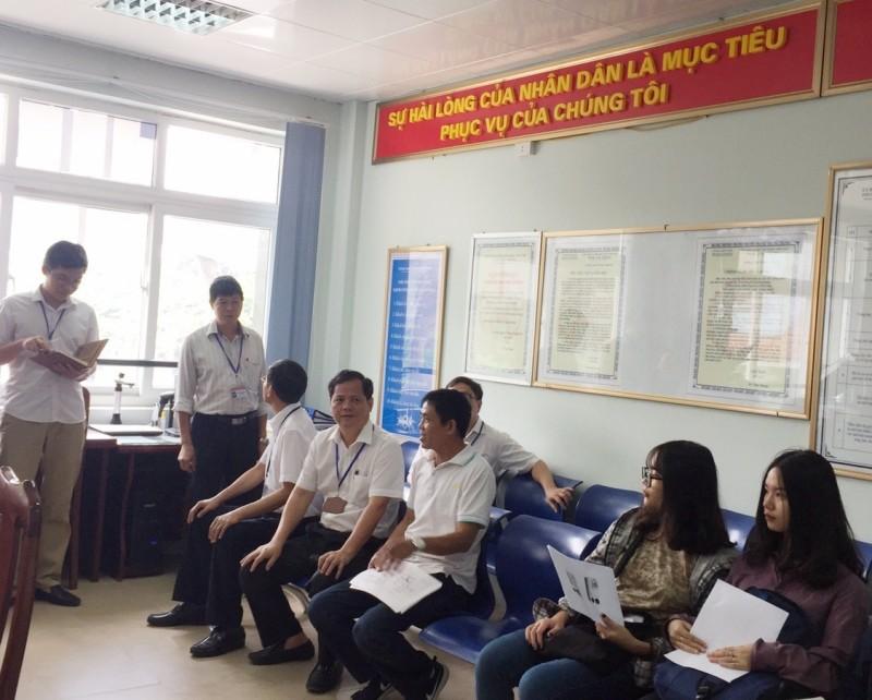 """Quận Long Biên: Hướng tới tiêu chí """"thân thiện, gần dân"""""""