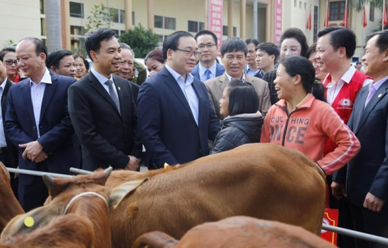 Tháng 9/2018: TP Hà Nội tổng rà soát hộ nghèo, hộ cận nghèo