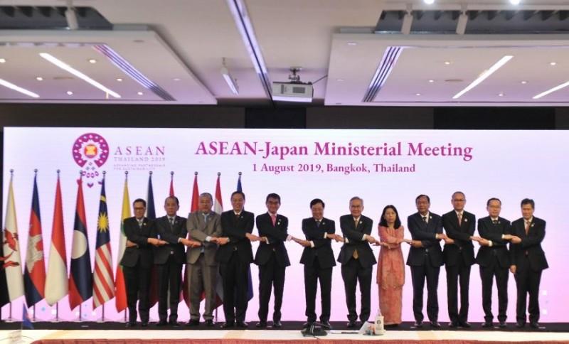 Đẩy mạnh quan hệ đối tác và hợp tác toàn diện ASEAN - Nhật Bản