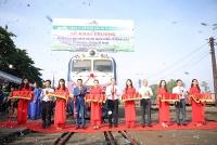 Viettel Post xây dựng dịch vụ tàu container Bắc - Nam dưới 40 giờ