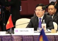 Biển Đông luôn là nội dung được trao đổi tại các Hội nghị ASEAN