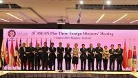 Việt Nam sẽ tích cực thúc đẩy hòa bình, ổn định và hợp tác phát triển tại Đông Á