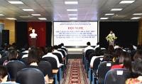 Bảo hiểm xã hội TP Hà Nội học tập, quán triệt Nghị quyết Trung ương 10 khóa XII
