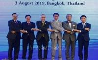 Phó Thủ tướng Phạm Bình Minh dự Hội nghị Bộ trưởng hợp tác Mekong-Nhật Bản