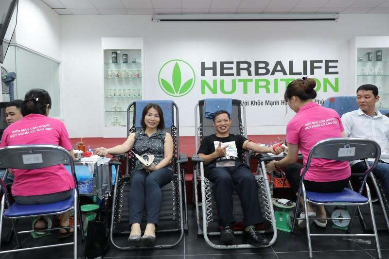 """Thêm 163 đơn vị máu cứu người từ chương trình """"Ngày hiến máu tình nguyện"""""""