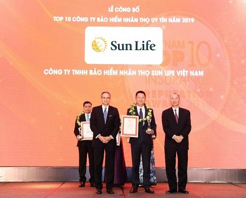 Công bố Top 10 công ty bảo hiểm nhân thọ uy tín nhất Việt Nam năm 2019