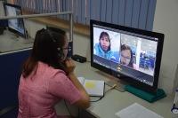 Ngày 15/8, diễn ra phiên giao dịch việc làm online kết nối giữa Hà Nội với các tỉnh, thành phố