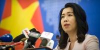 Yêu cầu Trung Quốc rút toàn bộ tàu khảo sát ra khỏi vùng biển của Việt Nam